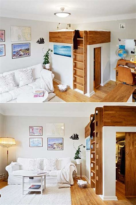 small room hacks 20 insanely clever space saving interiors will amaze you