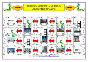 game snakes amp ladders board template