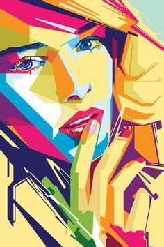 tutorial wpap sketchbook megapost fan art wheda s pop art portrait wpap