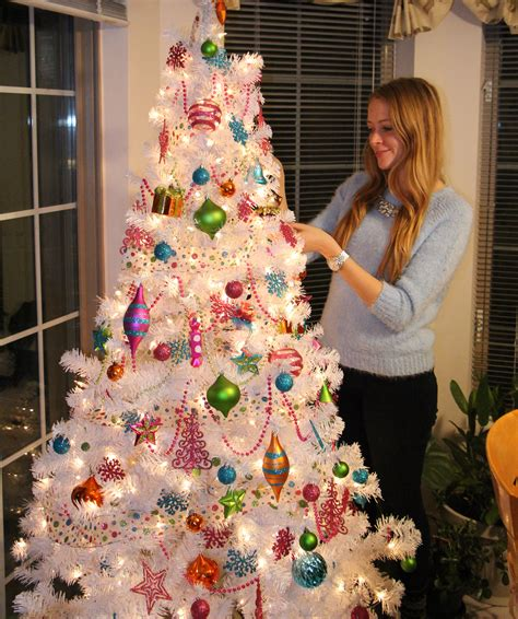 top 28 how to decorate a small white christmas tree
