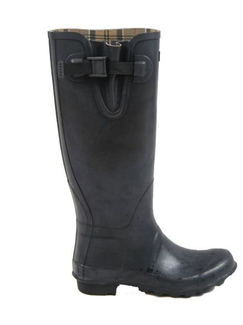 rubber boots high heel boots for thigh