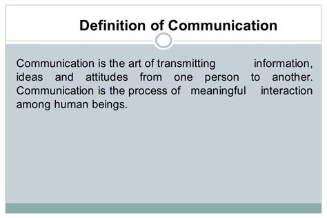 theme communication definition lecture 3 communication ppt video online download