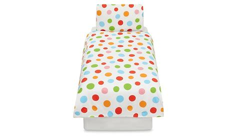 Mr Tumble Quilt Cover by Mr Tumble Duvet Set Toddler Baby George At Asda