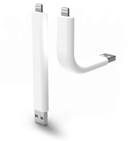 Ab084 Jbl Micro Usb Kabel Charger Cable trunk bends backwards as a posable lightning