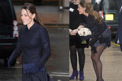 duchess of cambridge kate middleton s skirt blown up by