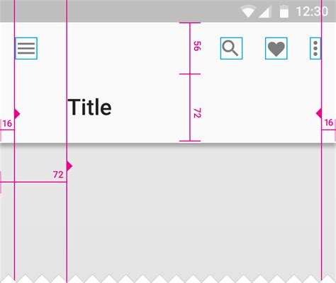 google design layout structure structure layout google design guidelines