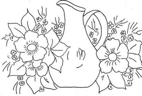 imagenes para pintar manteles dibujos para bordar servilletas de rosas imagui