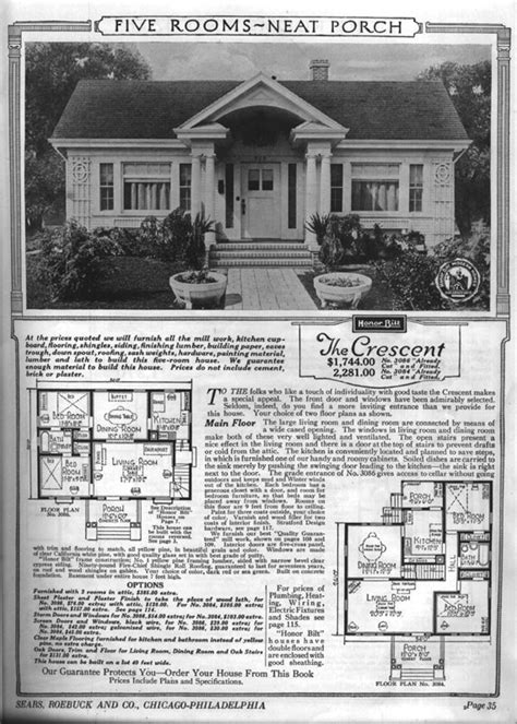 sears craftsman house craftsman bungalow house plans sears bungalow house plans