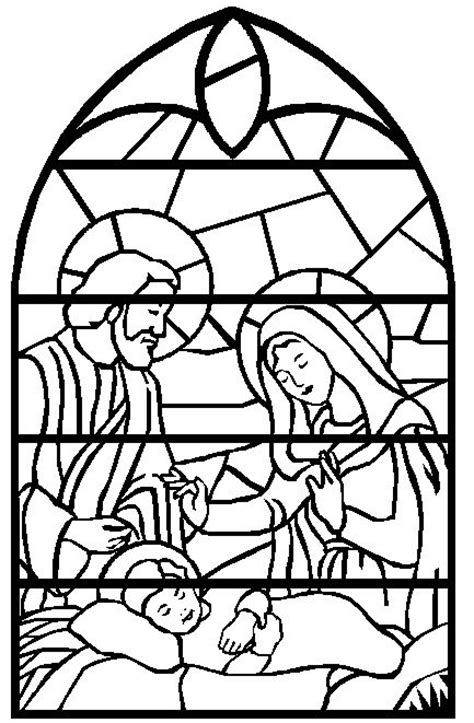 printable coloring pages holy family 134 best images about stained glass faith on
