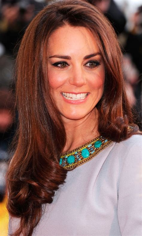 is kate middletons hair mahogany 17 best images about hairstyles and makeup on pinterest