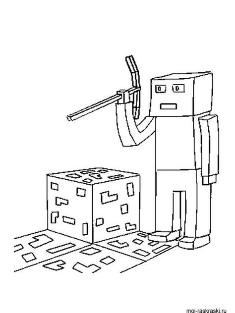 minecraft rabbit coloring pages 90 minecraft bunny coloring page minecraft