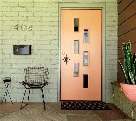 Mid Century Modern Exterior Doors Doors Modern Door And Modern On Pinterest