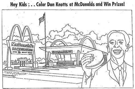 S Mac Coloring Pages by Coloring Pages Mcdonalds Milwaukeepaindoctors