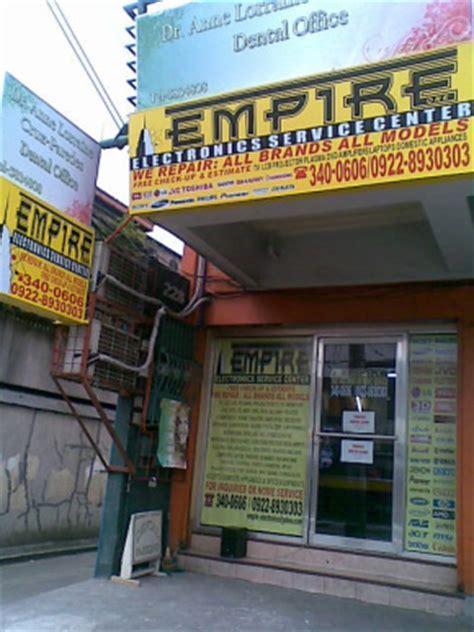 empire  electronics service center empire  home