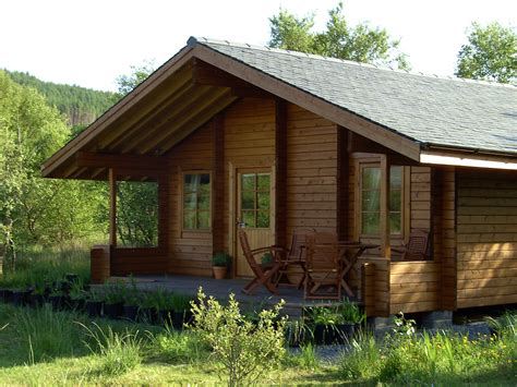 Cottages Late Availability by Late Availability Hart Of Mull Log Cabins Isle Of Mull