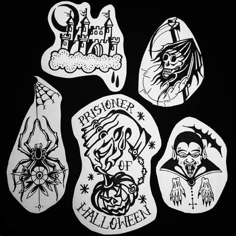 tattoo flash day auckland flash do tatuador adriano para o flash day de halloween do