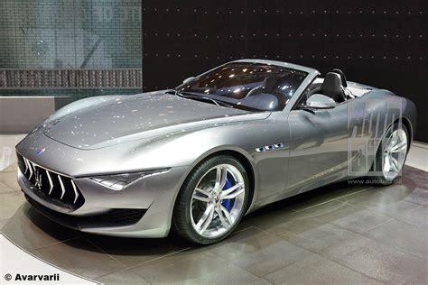 2019 Maserati Alfieri Cabrio by Neue Cabrios 2018 2019 2020 Und 2023 Bilder