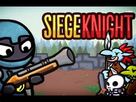 siege knight full gameplay walkthrough youtube