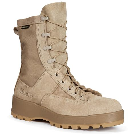 army boots for s rocky 174 temperate weather gtx boots desert
