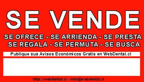portal de avisos clasificados anuncios avisos gratis clasificados webdental cl portal odontologico