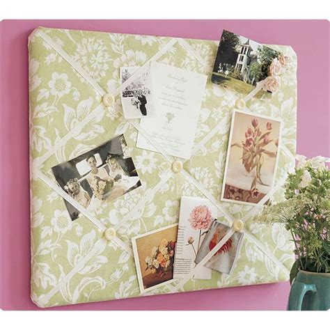 picture board ideas how to make a fabric memory board to display your digital