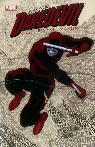 daredevil by mark waid 0785190236 editorial who is daredevil comicsonline