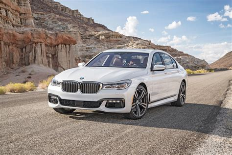 first bmw 2016 bmw 750i xdrive first test motor trend