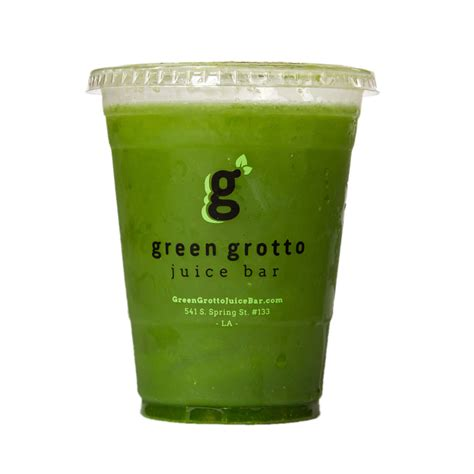 Earth Bar Green Detox Calories by Green Grotto Juice Bar