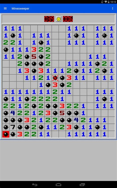 minesweeper apk minesweeper apk free puzzle for android apkpure