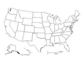 united states map without labels usa powerpoint map clipped with no labels maps for