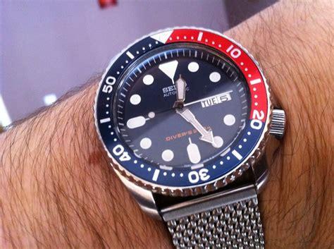 Seiko Diver Skx009 Bracelet seiko skx009 changes seiko