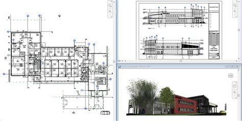 Floor Plan Software 3d by Revit Architecture Revit Family Autodesk