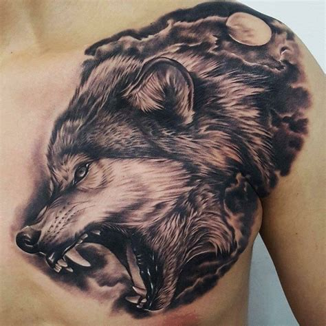 sick wolf tattoo pin by th 224 nh flash on animal wolf