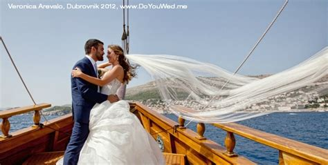 Wedding On A Boat by Boat Weddings In Croatia Images Do You Wed Me