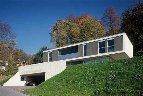 Modern Homes by Swiss Houses Residential Buildings Switzerland E Architect