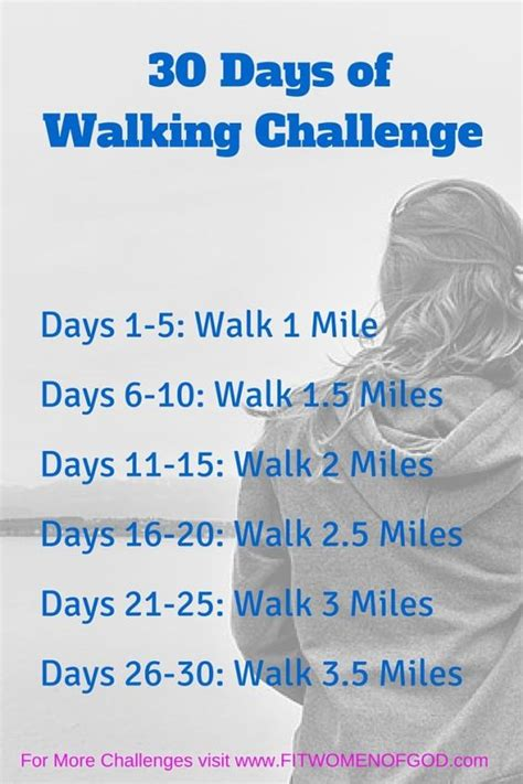 walking challenge free walking plan april s challenge is the 30 day walking