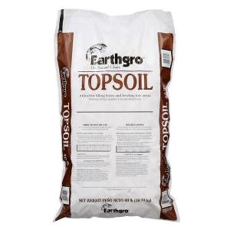 40 lb topsoil 71140180 the home depot