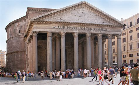 cupola pantheon pantheon rom