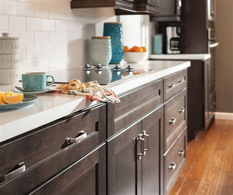 Dark Gray Kitchen Cabinets Aristokraft Cabinetry