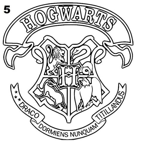 harry potter coloring pages house crests this photo was uploaded by sue9012 kleurplaten