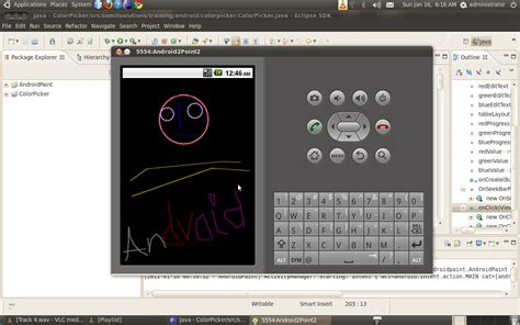 android paint som s tech world freeware android paint with source code