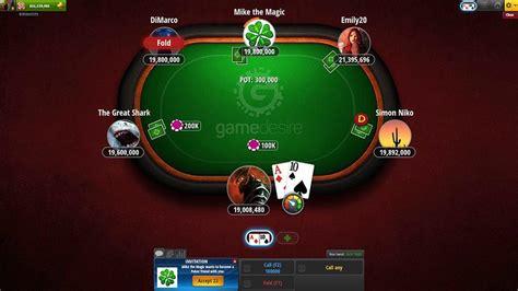 poker  pro play  texas holdem omaha gamedesire