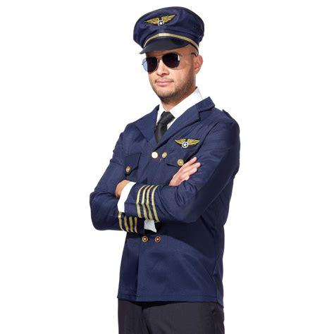 Costume pilote de l'air Homme Kiabi 20,00?