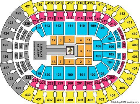 verizon center dc seating chart