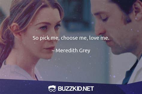 meredith grey quotes 28 grey s anatomy quotes buzzkid net