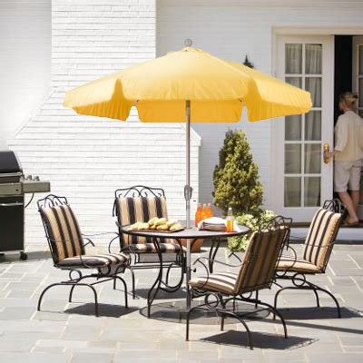 patio furniture umbrella patio umbrellas outdoor furniture the home depot