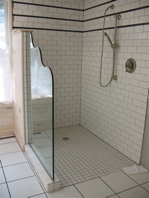 bathroom glass partition walls shower door residential gallery east side glass