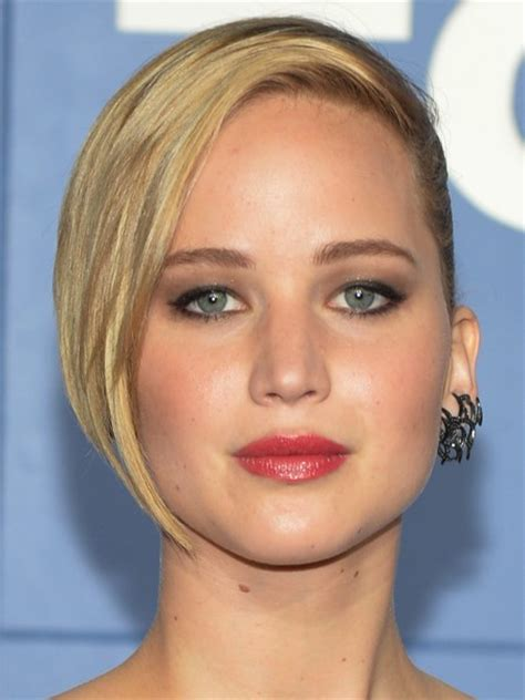 j laws short hair jennifer lawrence beauty looks best hairstyle ideas cinefog
