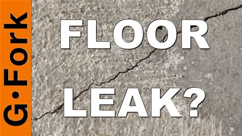 how to repair cracks and leaks in basement walls and