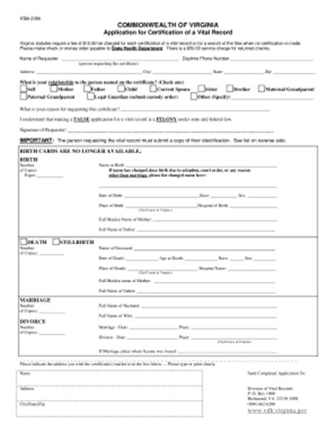 printable virginia state employment application bill of sale form state of texas application for